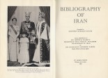 BIBLIOGRAPHY OF IRAN.
